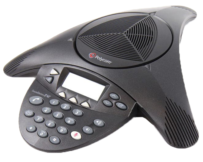 Polycom SoundStation2W Wireless Analog Conference