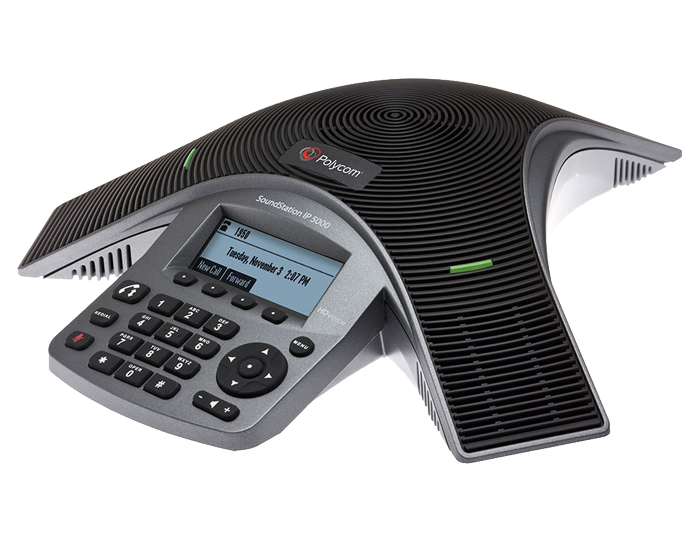 Polycom SoundStation IP5000 IP Conference Phone