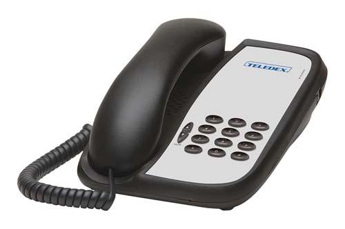 Teledex I Series ND2100-N Black