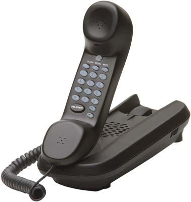 Teledex I Series AT1101 Trim 1 Black