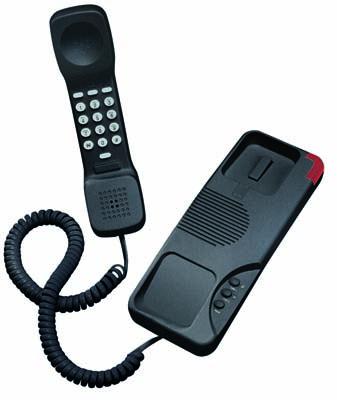 Teledex Opal Trim 2 MWL Black