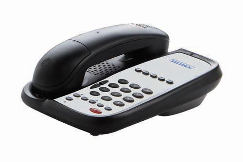 Teledex I Series A105S Black