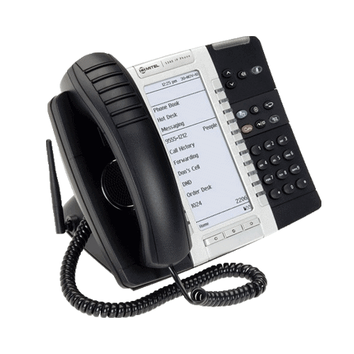 Ghekko buy back Mitel 5340 IP Phone