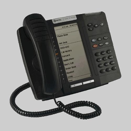 ghekko -Mitel 5320 IP Phone