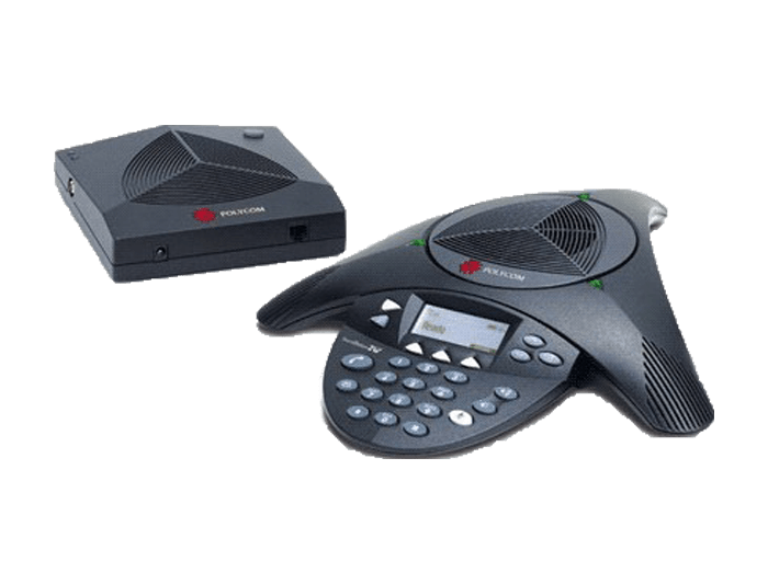 Ghekko téléphones de conférence - Polycom SoundStation 2W