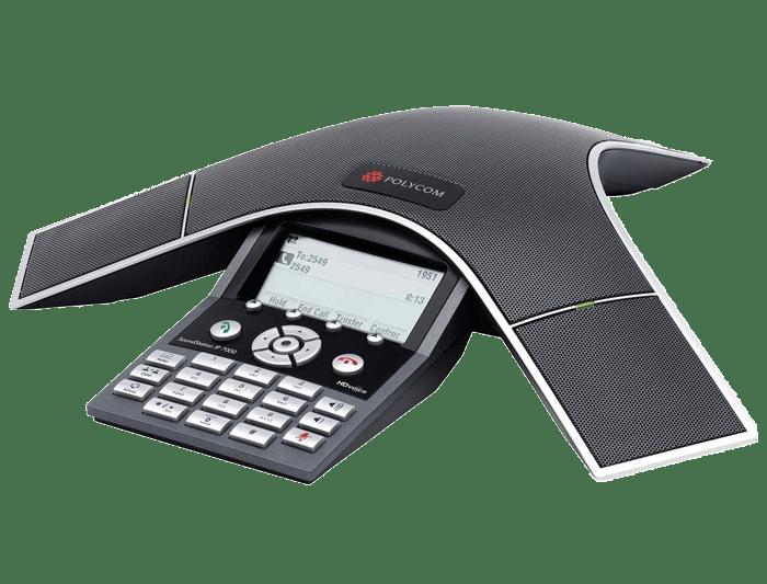 Ghekko télépone de conférence - Polycom IP7000 IP