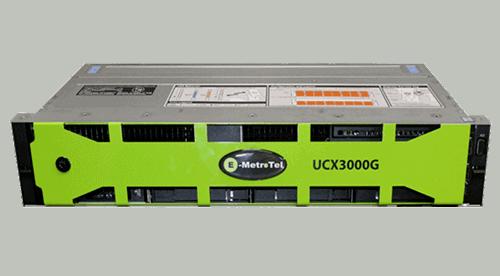 Ghekko fournisseur de sytème téléphonique - E-Metrotel UCX3000G