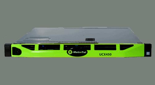 Ghekko fournisseur de sytème téléphonique - E-Metrotel UCX450