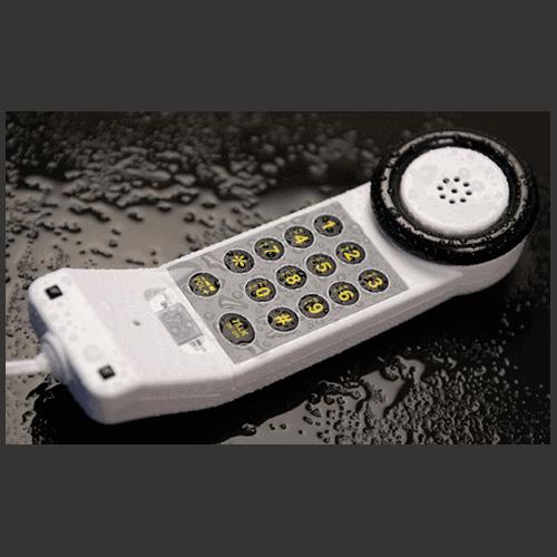 ghekko hospital phone supplier - med-pat XL88WP waterproof